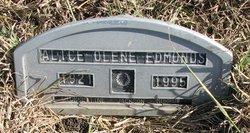 Alice Olene <i>Cornell</i> Edmonds