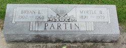 Myrtle B. Partin