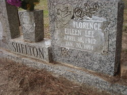 Florence Eileen <i>Lee</i> Shelton