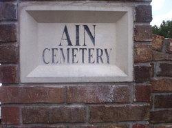 Ain Cemetery