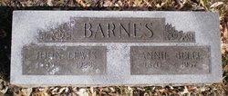 Anna Belle <i>Dinsmore</i> Barnes