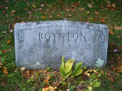 Arthur R Poynton