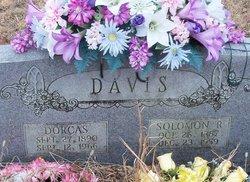 Dorcas <i>Mays</i> Davis
