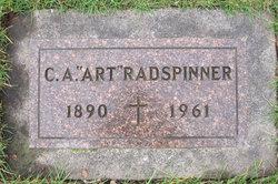 Charles Arthur Art Radspinner
