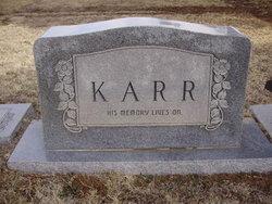 Effie Pauline <i>Miller</i> Karr
