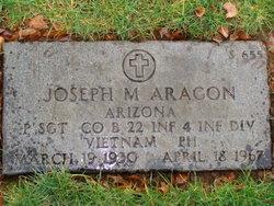 Sgt Joseph Manuel Aragon