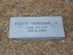 Eggert Heinsohn, Jr