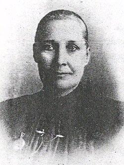 Julia Ann Frances <i>Wooden</i> Bunch