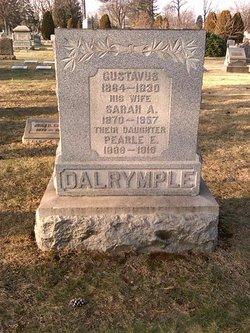 Pearl E <i>Dalrymple</i> Sheets