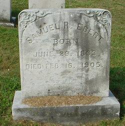 Samuel R Ebert