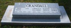Lawrence Gillmore Crandall