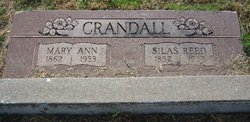 Mary Ann <i>Ring</i> Crandall