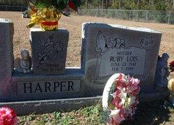 Ruby Lois <i>Cowart</i> Harper