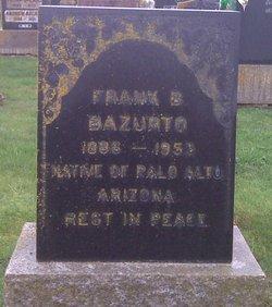 Francisco B Frank Bazurto, Sr
