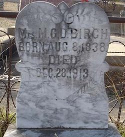 Magdalena <i>George</i> Birck