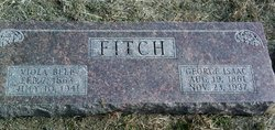 George Isaac Fitch
