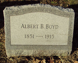 Albert B Boyd