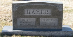John George Bayer, Jr