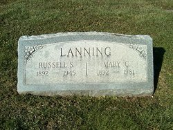 Russell Sage Lanning
