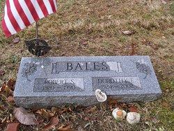 Dorothy Elizabeth <i>Fetters</i> Bales