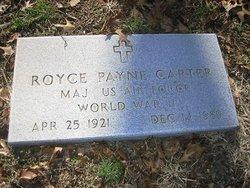 Royce Payne Carter