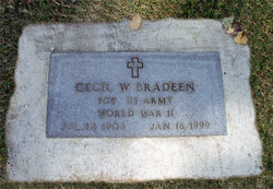 Cecil W. Bradeen