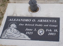 Alejandro O Alex Armenta