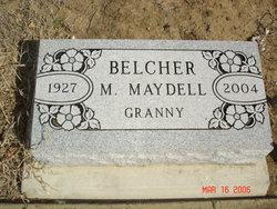 Mayme Maydell <i>Arnold</i> Belcher