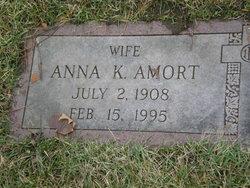 Anna K Amort