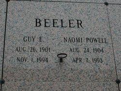 Naomi <i>Powell</i> Beeler