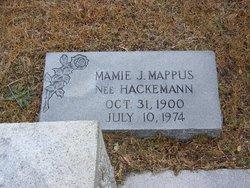 Mamie J <i>Hackemann</i> Mappus