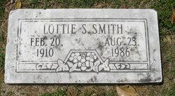 Lottie <i>Stephenson</i> Smith
