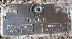 Clarence F. Darr