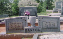 Fred Berman Barton