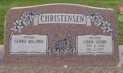 Linda Susan <i>Henderson</i> Christensen