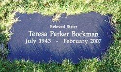 Teresa C <i>Parker</i> Bockman