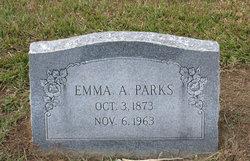 Emma A. <i>Puryear</i> Parks