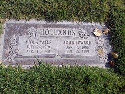 Viola Yates Hollands