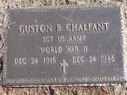 Guston B. Chalfant