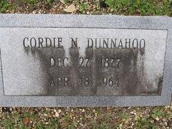 Cordie Novella <i>Labenski</i> Dunnahoo