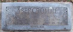 Dora Myoma <i>Pendergraft</i> Abercrombie