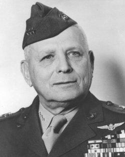 Gen Roy Stanley Geiger