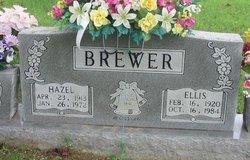 Hazel <i>Tuggle</i> Brewer