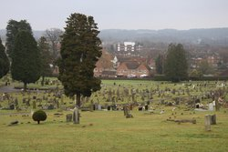 Aldershot Civil Cemetery