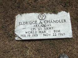 Eldridge A. Chandler