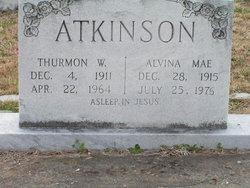 Alvina Mae Atkinson
