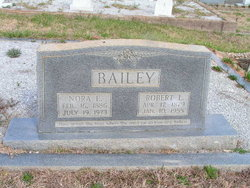 Robert Lee Bailey