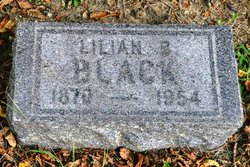Lillian B. <i>Hale</i> Black