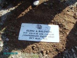 Elihu A. Baldwin