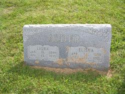 Laura <i>Hoover</i> Alder